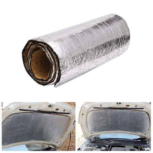 Other Gadgets 100cmx50cm Car Sound Proofing Deadening