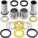 Complete Swingarm Bearings and Seals Kit Kawasaki KX250F 2013 2014