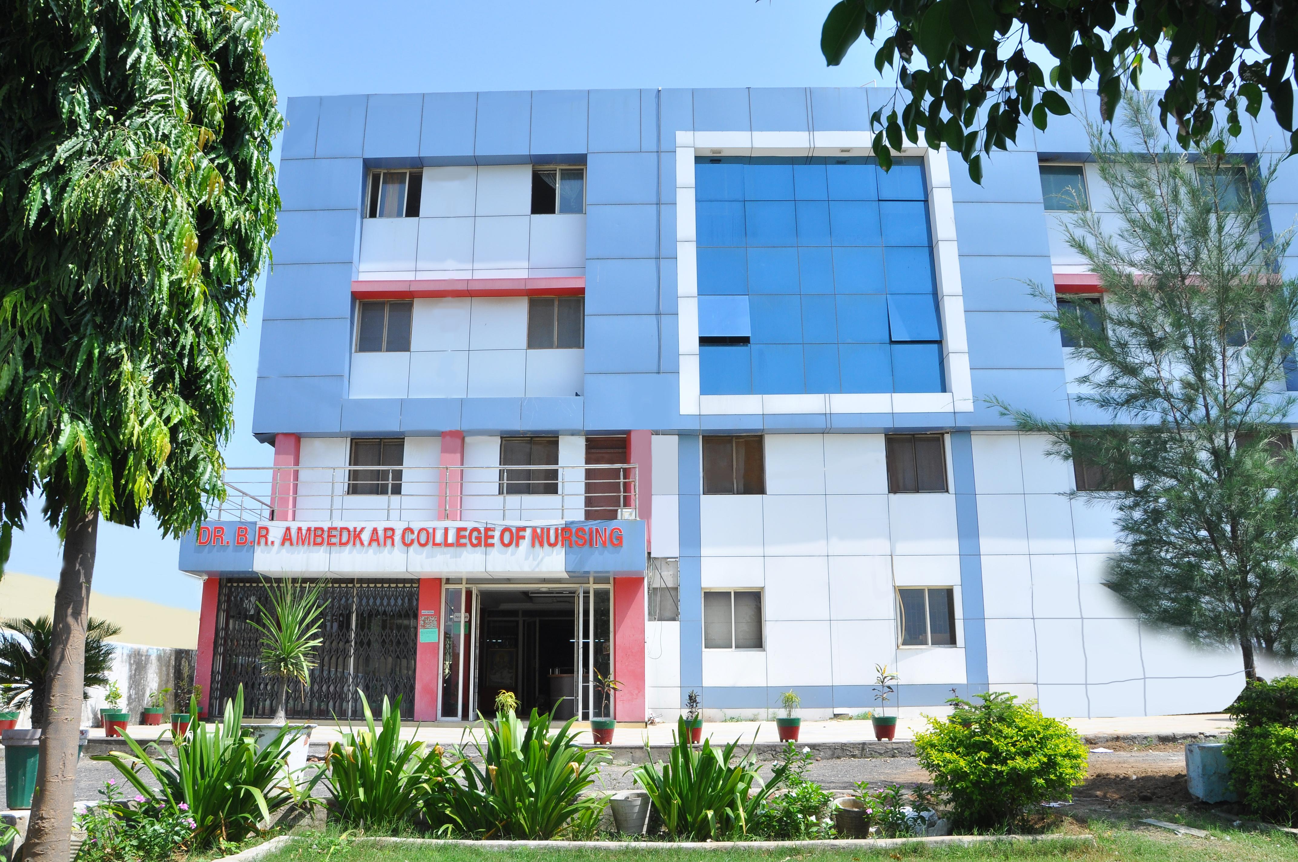 Dr B.R Ambedkar College Of Nursing, Gandhinagar Image