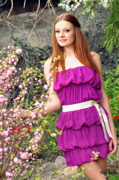 Profile photo Ukrainian girl Alena