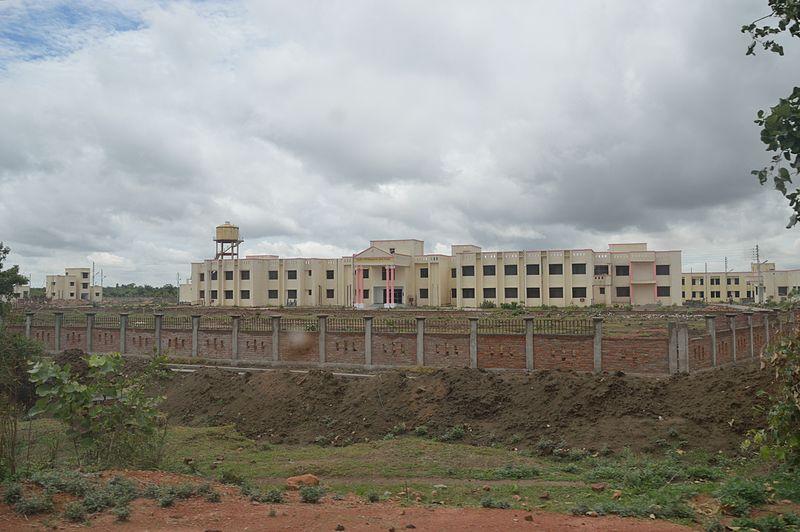 Government Polytechnic, Bargarh