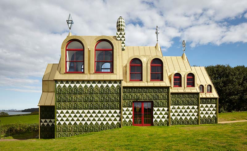 Architecture explained with the help of Grayson Perry's shrine