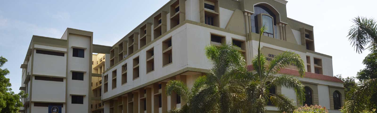 Our Lady of Health School and College of Nursing, Thanjavur Image