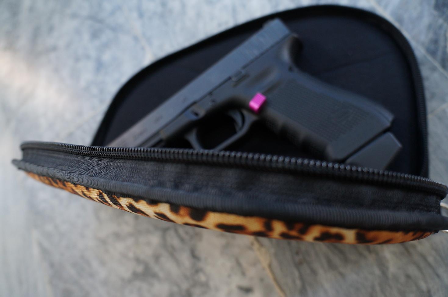 gun pouch