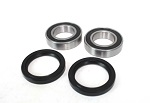 Rear Axle Wheel Bearings Seals Kit Yamaha YFM90 Raptor 2009 2010 2011 2012 2013
