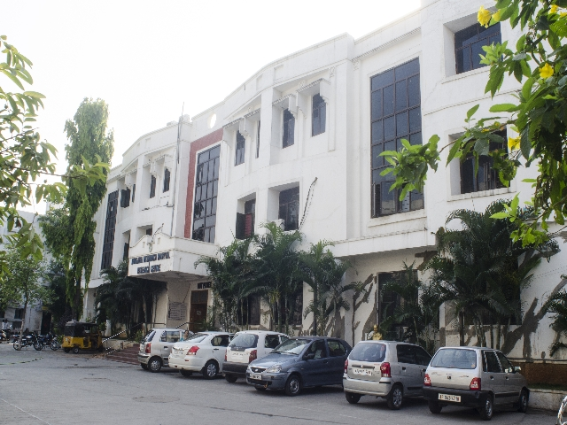 Andhra Mahila Sabha Nursing Trg Institute ( Durgabai Deshmukh Hospital & Research Centre) University Road, Vidyanagar Dist. Hyderabad, Telangana