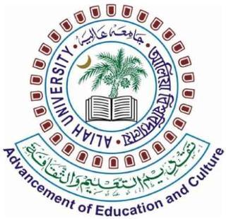 Department Of Nursing Aliah University