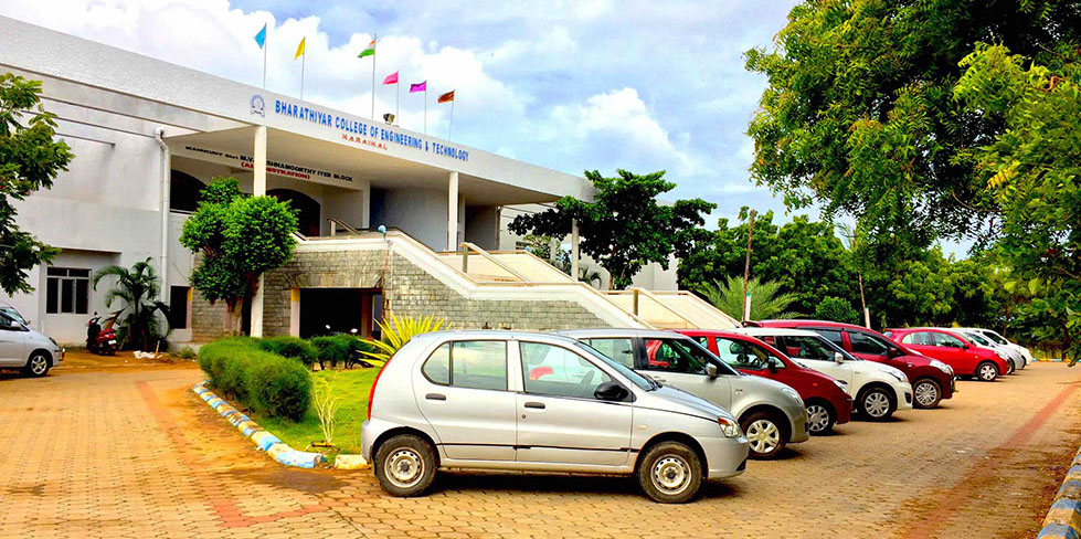 Bharathiyar College of Engineering and Technology