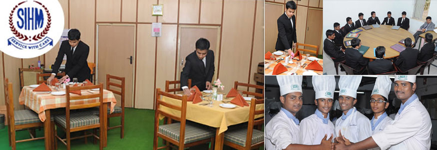 State Institute of Hotel Management and Catering Technology, Tiruchirappali Image