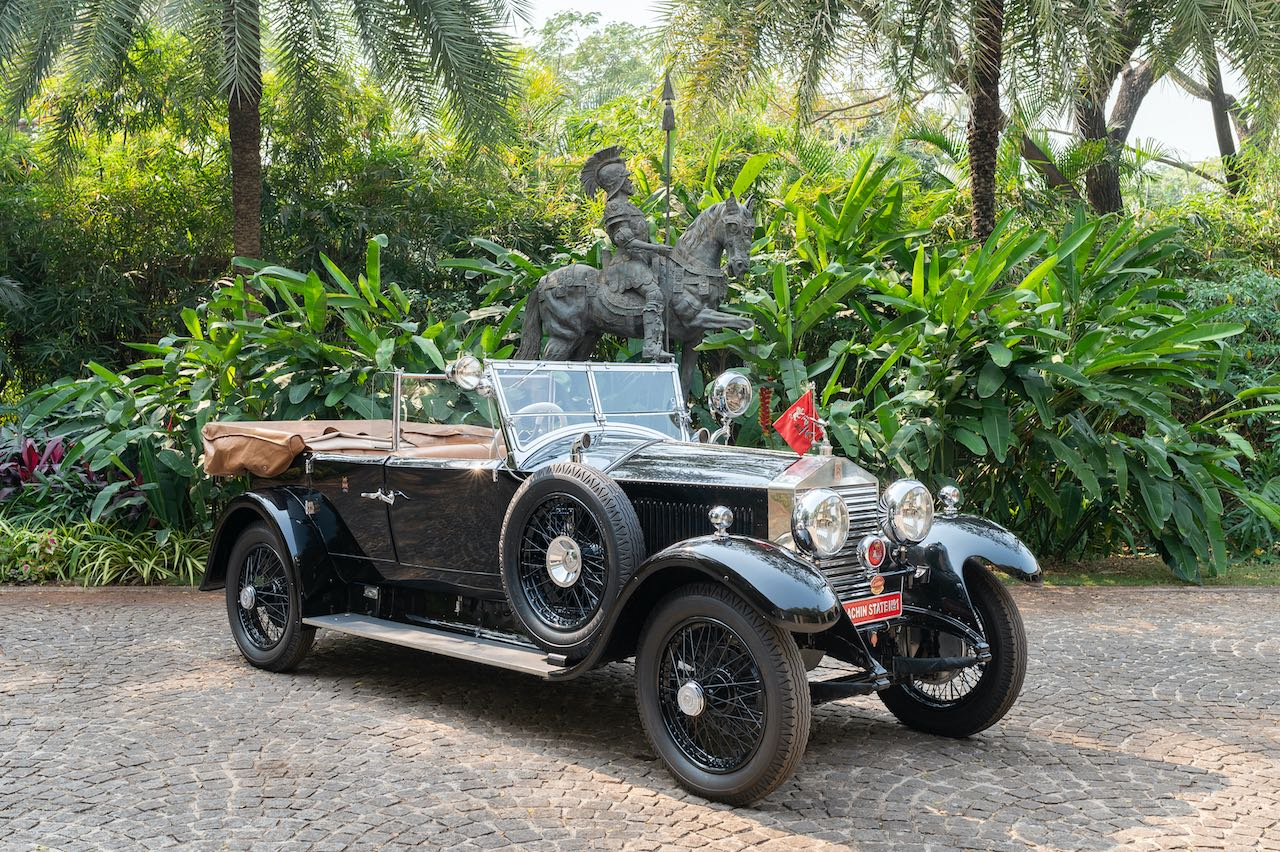 Worlds most important Rolls-Royce set for Concours of Elegance