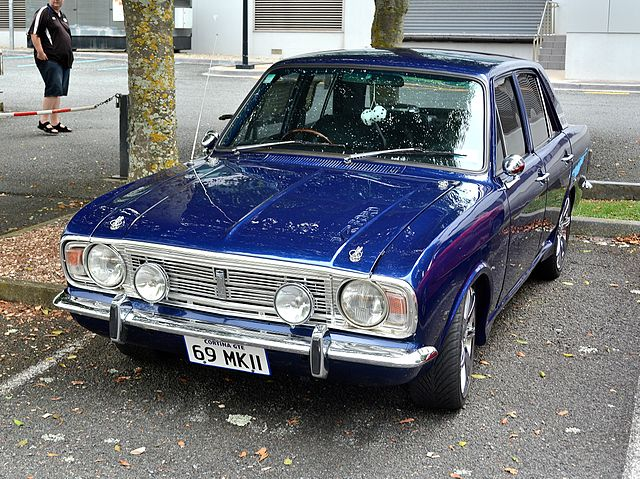 Take to the Road Ford Cortina MkII: How To Look After This Future Classic