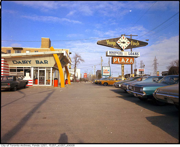The life and death of Googie architecture in Toronto