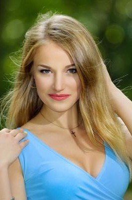 Profile photo Ukrainian bride Yaroslava