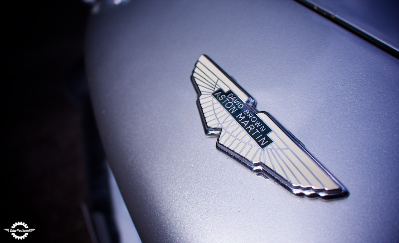 Take to the Road Review Aston Martin DB4