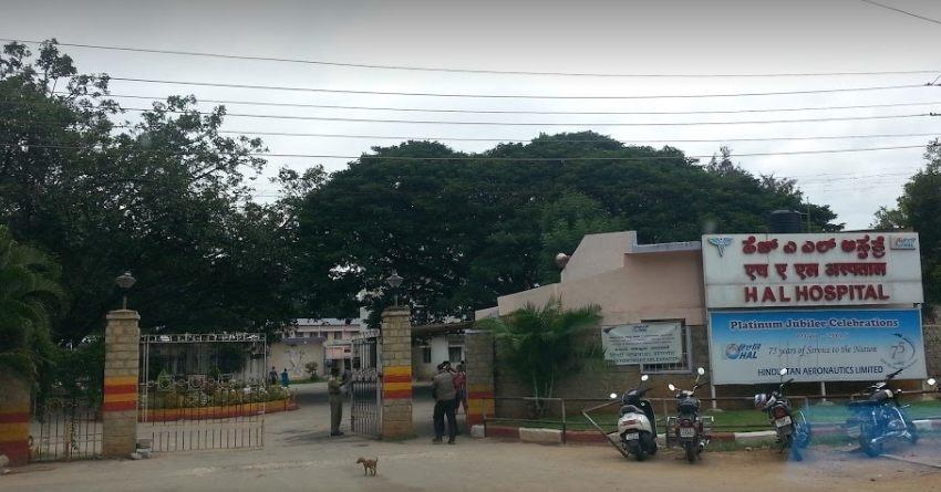 Hindustan Aeronautics Hospital Image