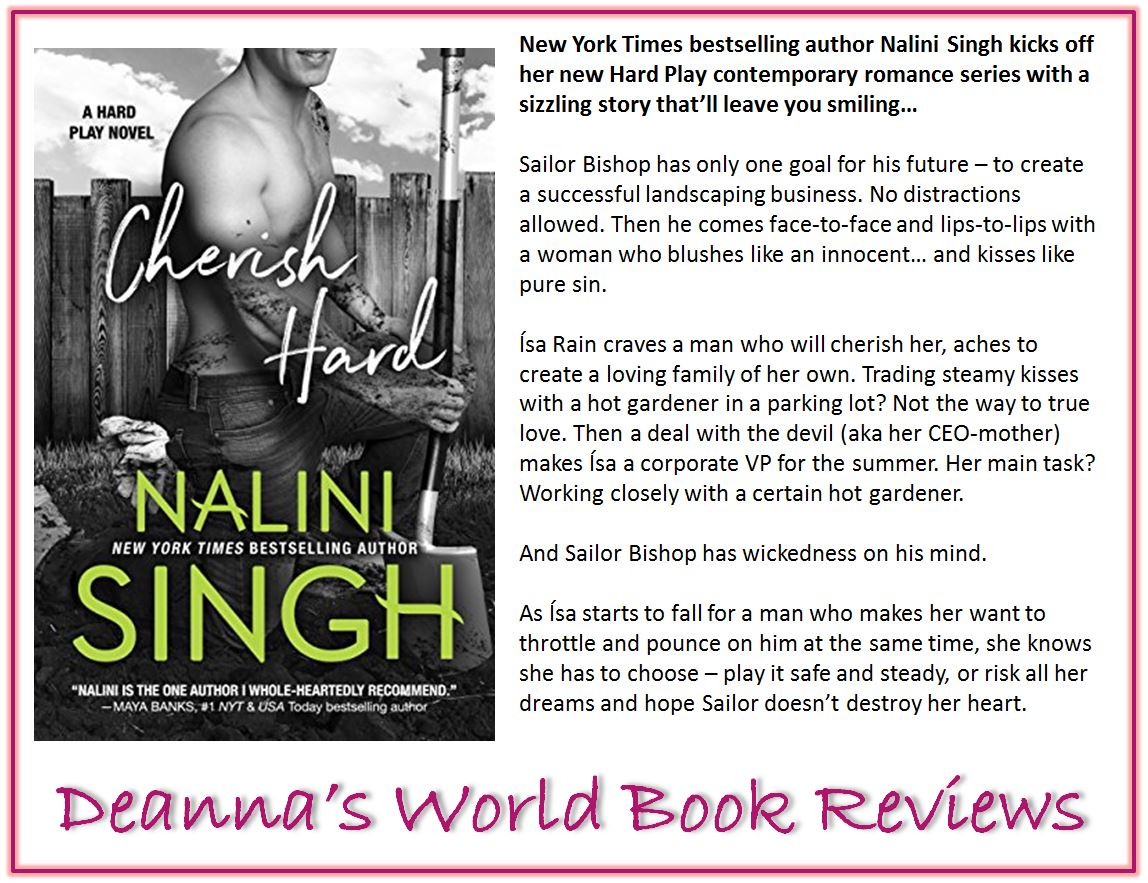 Cherish Hard by Nalini Singh blurb