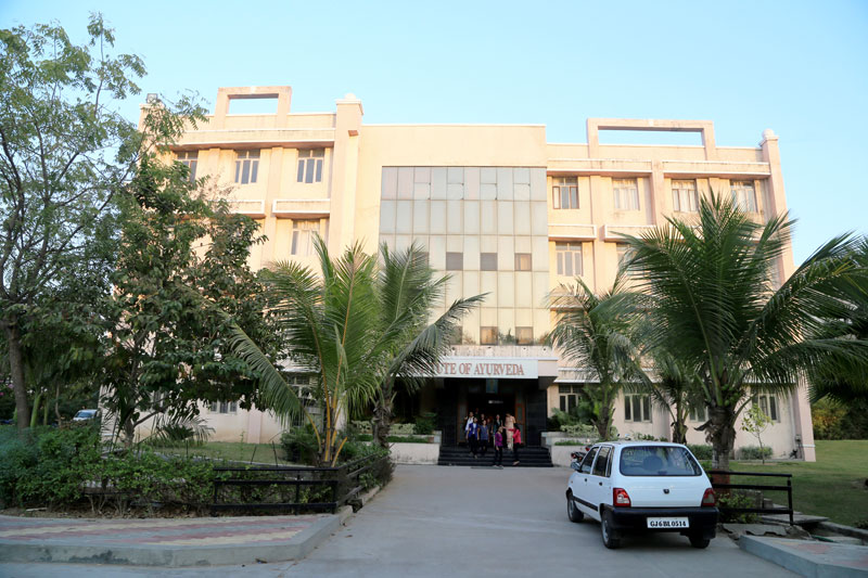 Parul Institute of Ayurved Image