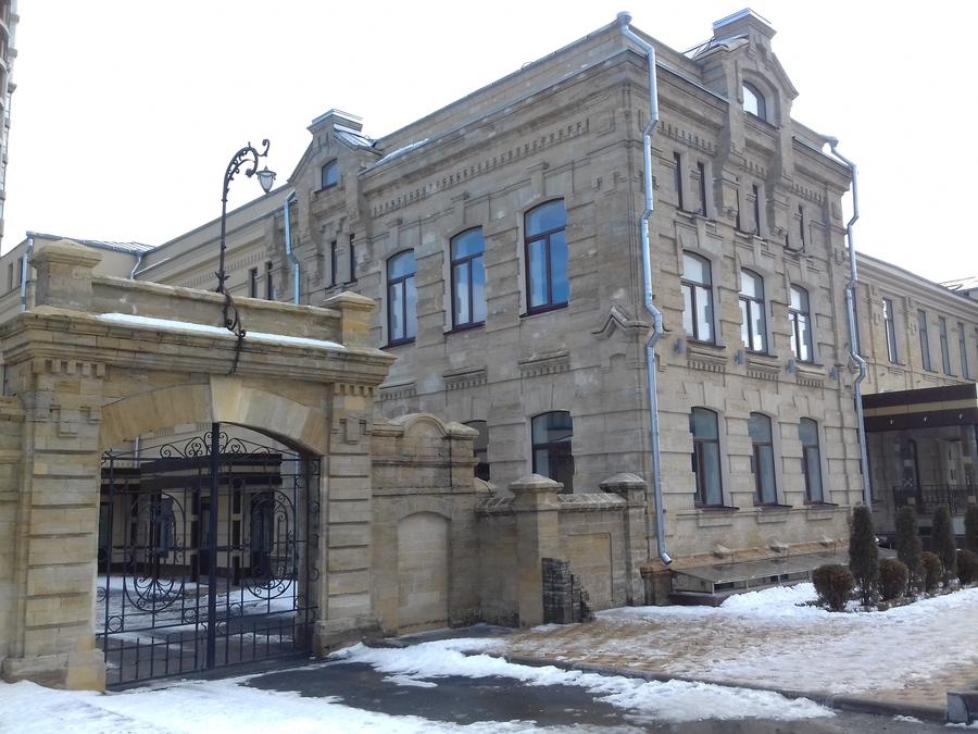 Ставрополь. Завод Стрижамент