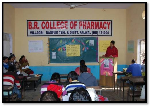 B.R. College of Pharmacy, Palwal