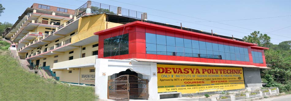Devasya Polytechnic, Hamirpur