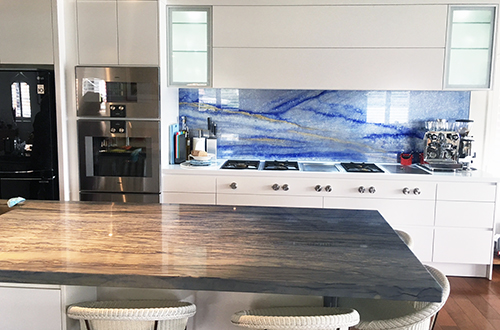Custom Splashback