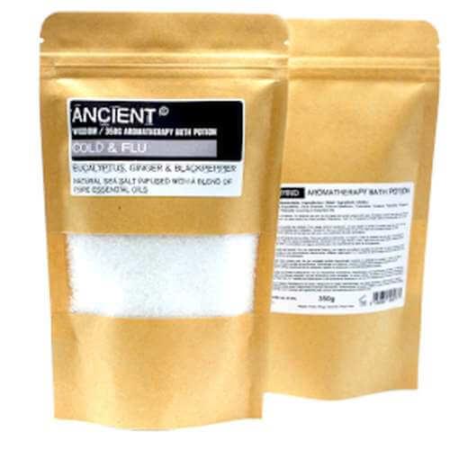 bath potion - colds & flu