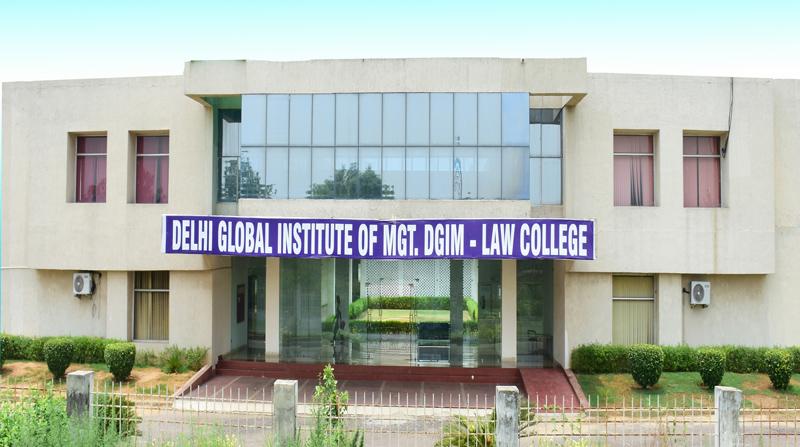 Delhi Global Institute of Management Law College, Faridabad