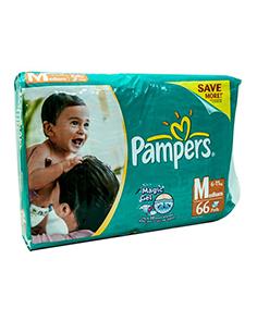 Pampers Diapers Medium