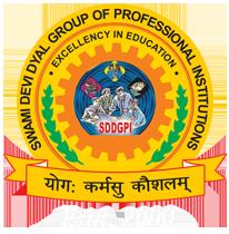 Swami Devi Dyal College of Nursing, Panchkula