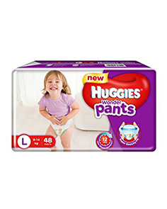 Huggies Wonder Pants Large