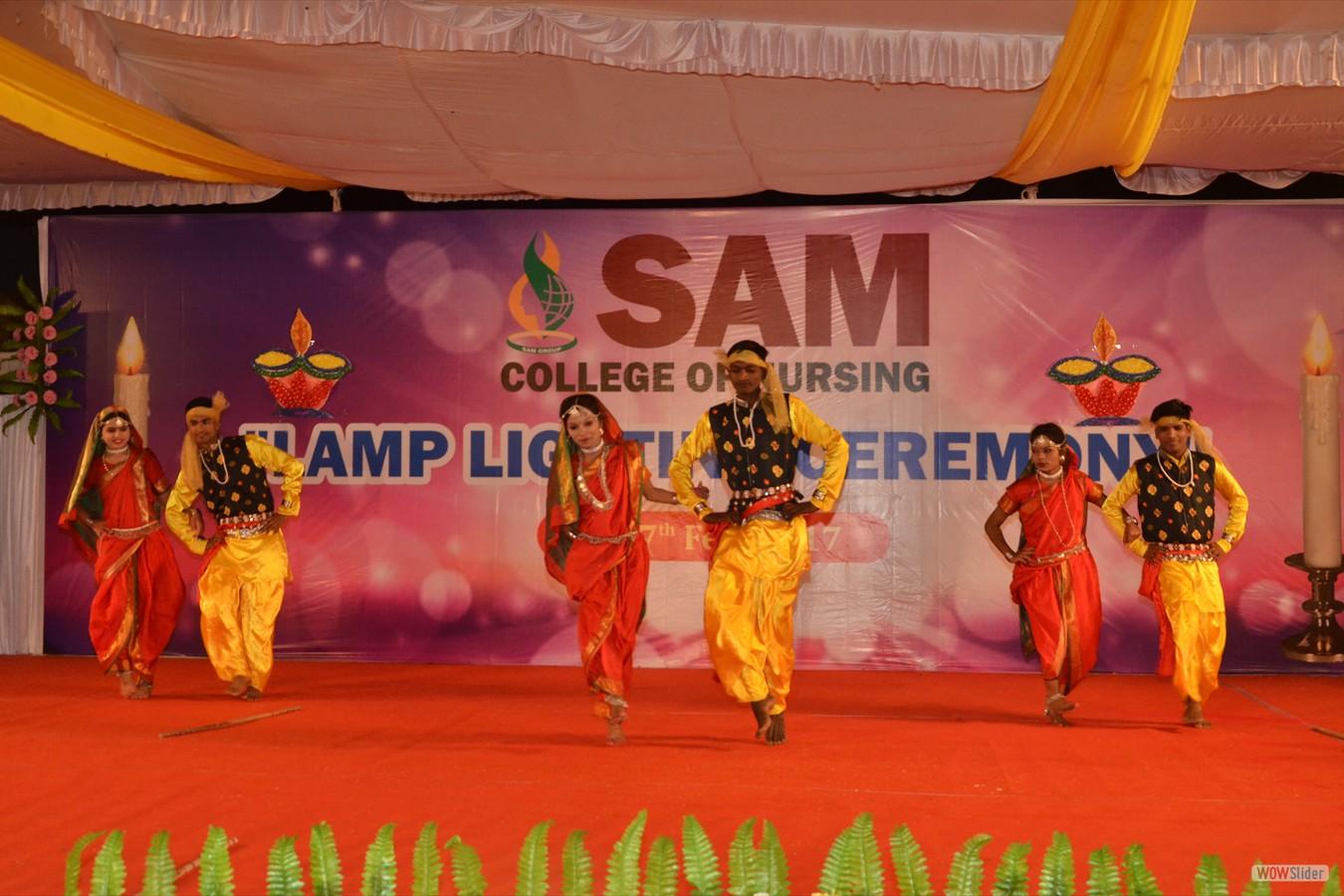 Sam College Of Nursing Image