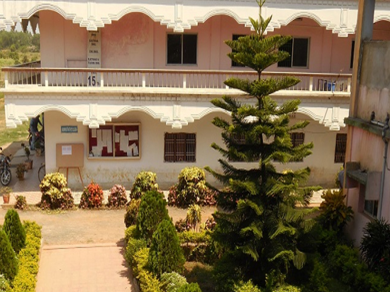 Srinix College Of Engineering, Balasore Image