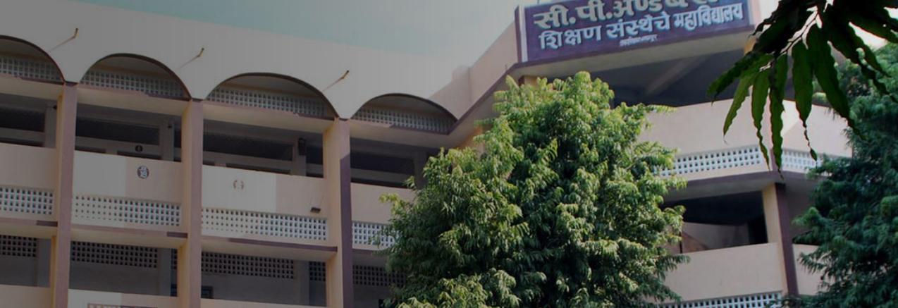 C.P and Berar E.S. College, Nagpur