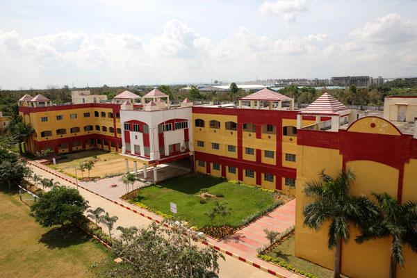 Apollo Engineering College, Kanchipuram
