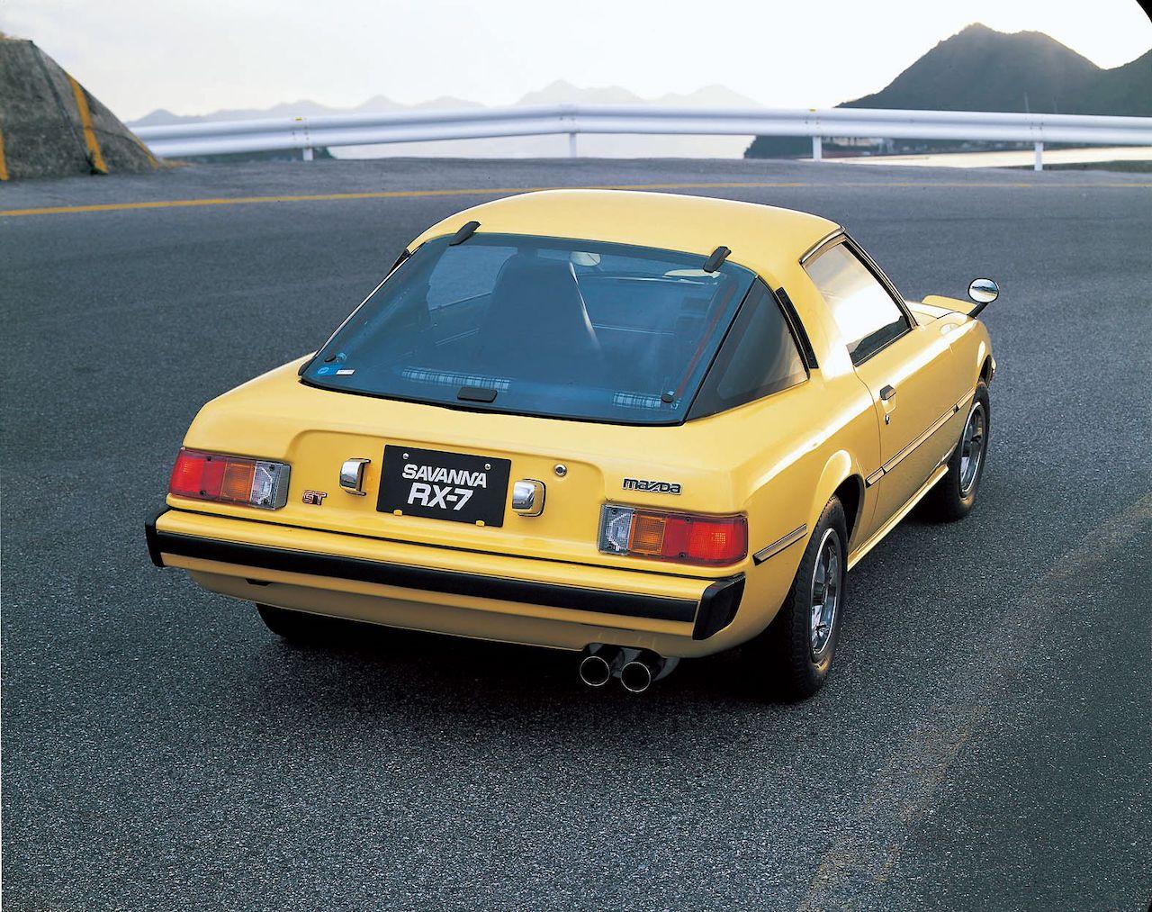 60 Years of groundbreaking Mazda Coupes