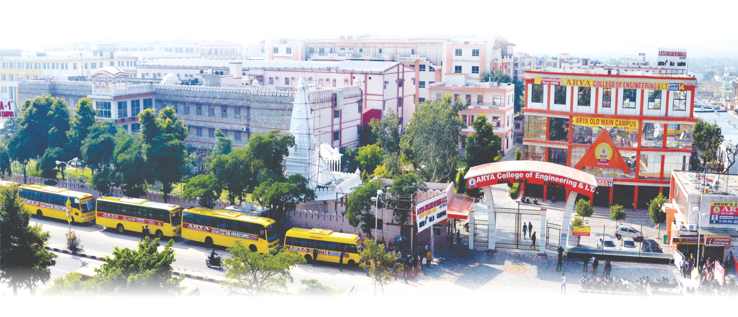 ARYA COLLEGE OF ENGINEERING AND INFORMATION TECHNOLOGY
