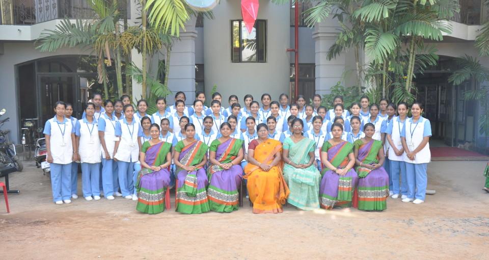 MMM College of Nursing, Chennai Image