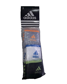 Adidas Socks (Pack of 3)