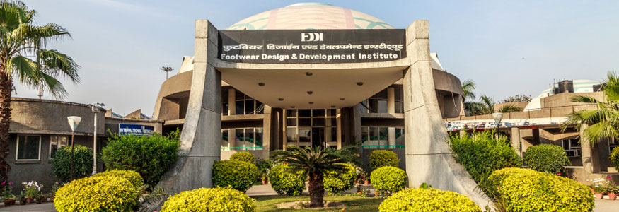 FDDI (Footwear Design and Development Institute), Noida