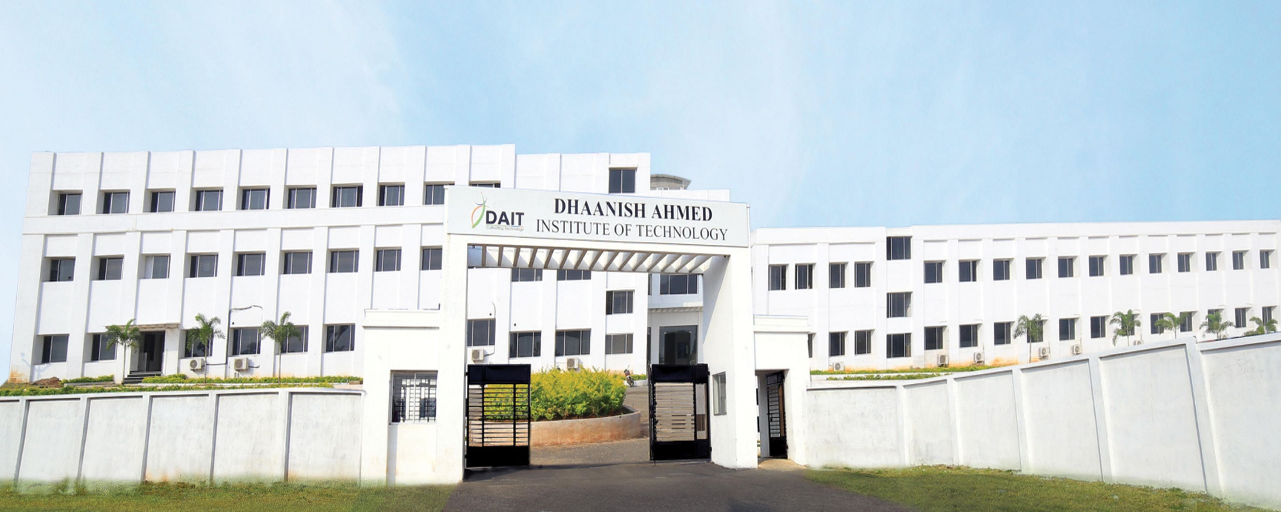 Dhaanish Ahmed Institute of Technology, Coimbatore Image