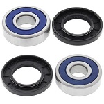 Rear Wheel Bearings and Seals Kit Honda CM400E 1980 1981