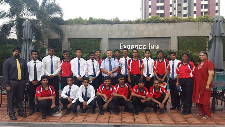 Amro College of Hotel Management, Nashik