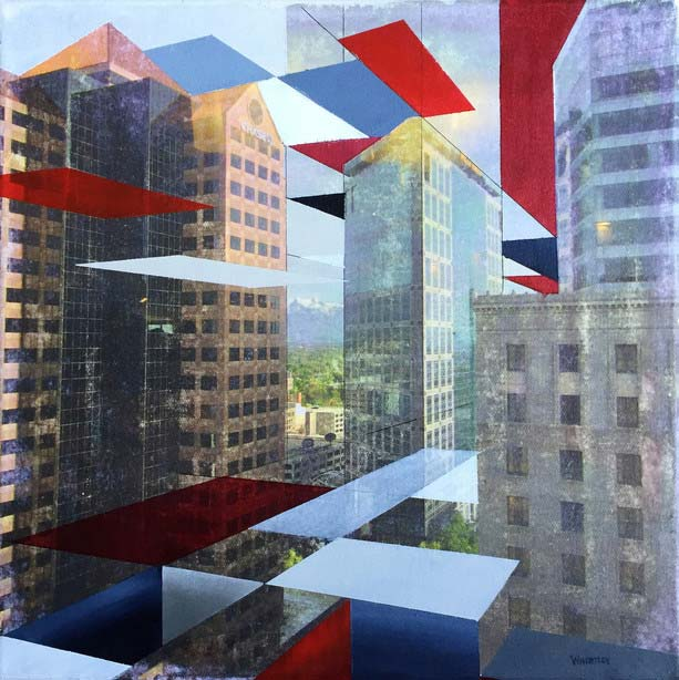 Salt Lake artist preserving Utah architecture in his paintings