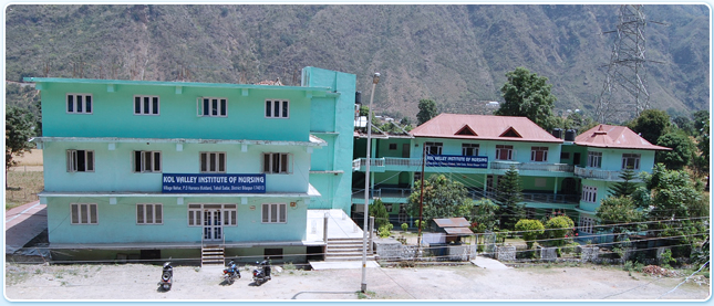 Kol Valley Institute Of Nursing Image