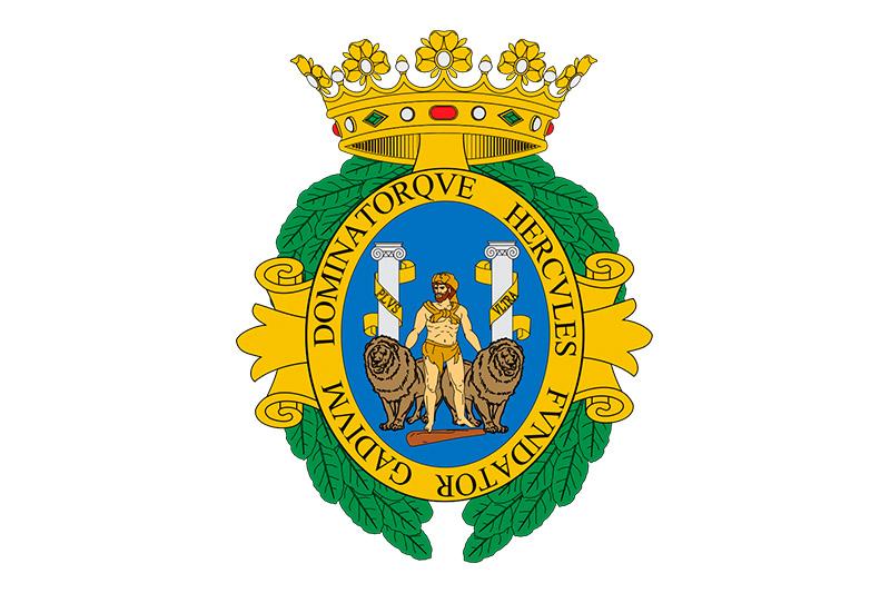 Escudo de Cádiz