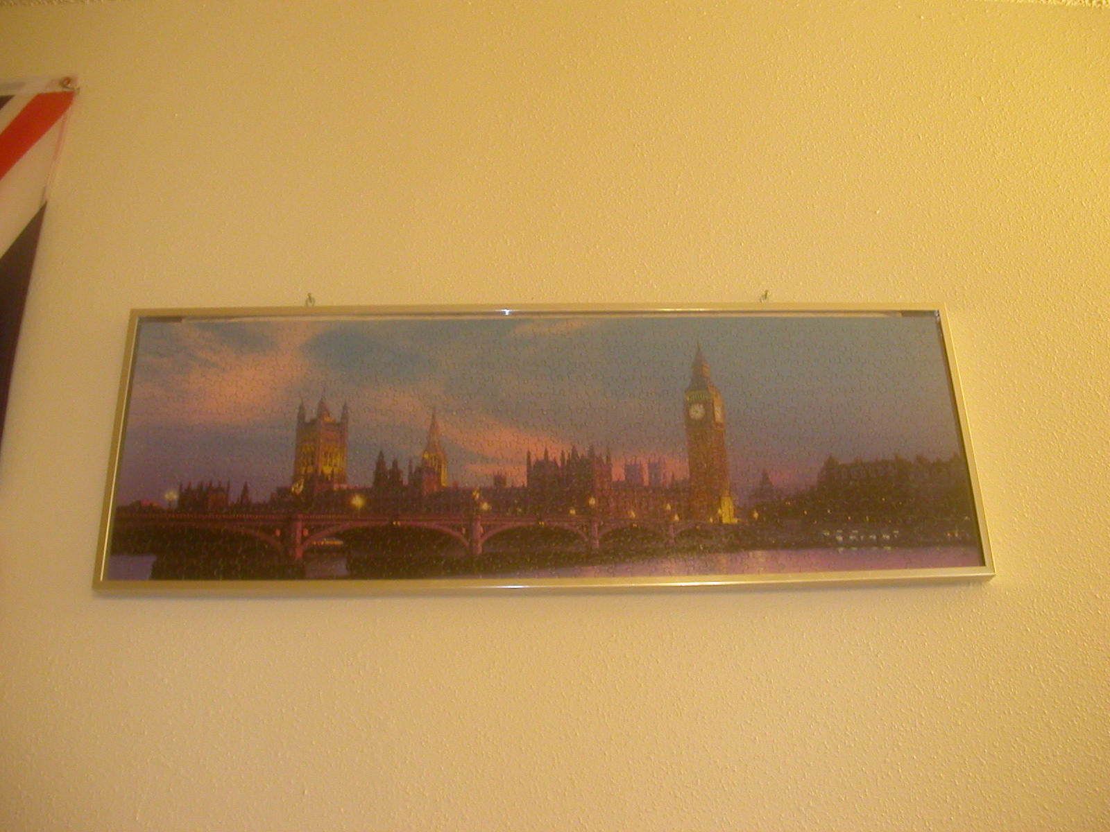 Image: Puzzle of Westminster Bridge and the Houses of Parliament