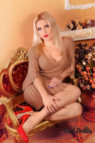 Photo gallery №7 Ukrainian lady Anastasia