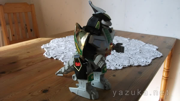 Dragonzord is back!!