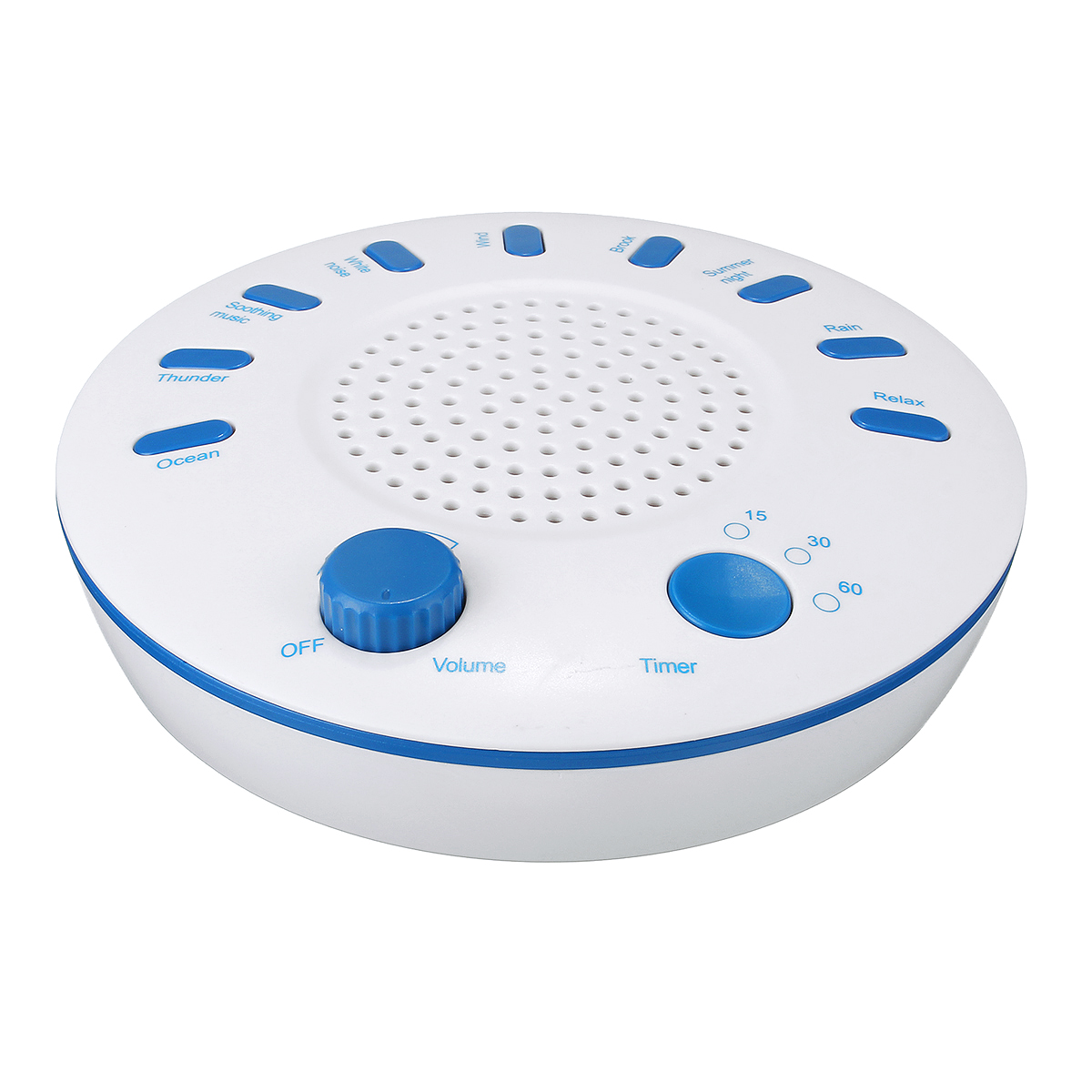 Other Gadgets Sound Spa Relax Machine White Noise Baby