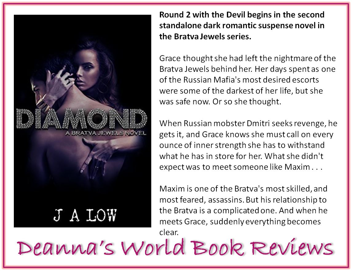Diamond by JA Low blurb